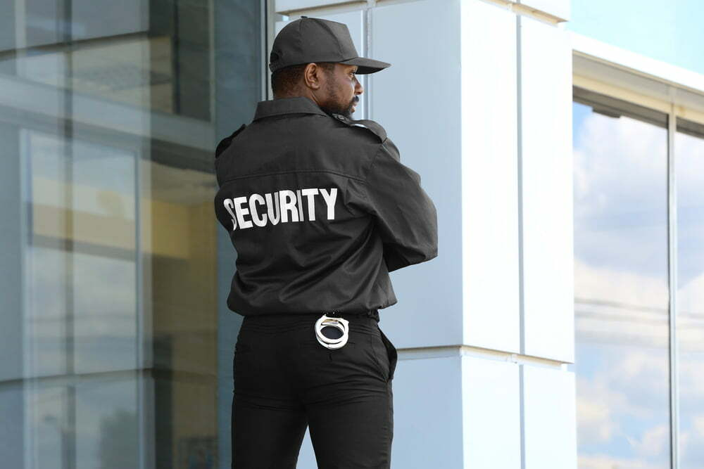 Can a Security Guard Arrest You at a Public Event?